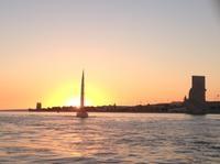 Tagus River Sunset Cruise in Lisbon Photos