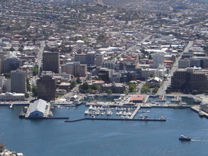 Seaplane Tour over Hobart and River Derwent Photos