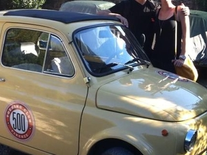 Self-Drive Vintage Fiat 500 Tour from Florence: Tuscan Wine Experience Photos