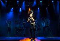 The Bodyguard Musical Theater Show in London Photos