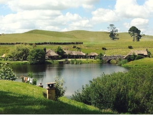 Small-Group Tour: The Lord of the Rings Hobbiton Movie Set Tour from Auckland Photos