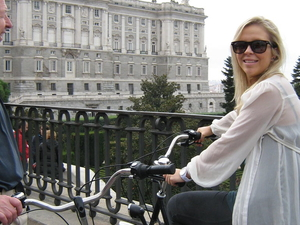 Madrid Bike Tour Photos