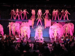 Viator VIP: Moulin Rouge Show with Exclusive VIP Seating and 3-Course Dinner Photos