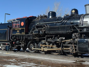 Grand Canyon Railway Adventure Package Photos