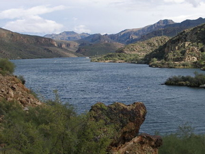 Apache Trail / Canyon Lake Steamboat Cruise Photos