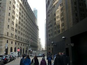 New York City Wall Street Insider Tour Photos