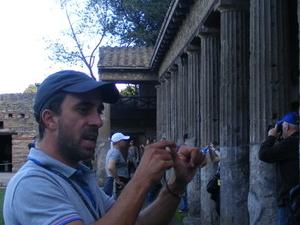 Naples Shore Excursion: Naples City and Pompeii Half Day Sightseeing Tour Photos