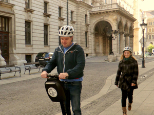Budapest Segway Sightseeing Tour Photos