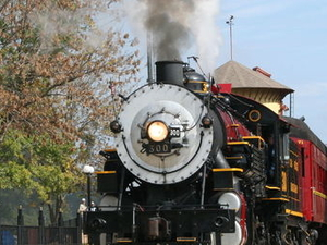 East Texas Train Tour on the Texas State Railroad Photos