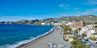Tropical Coast and Caves of Nerja Day Trip from Granada Photos