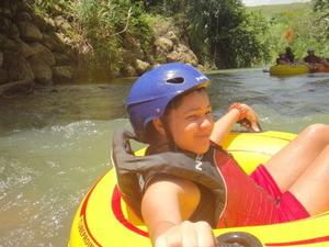 Jamaica River Tubing Adventure on the Rio Bueno Photos