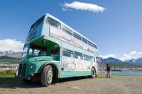 Ushuaia Double Decker Bus Tour Photos