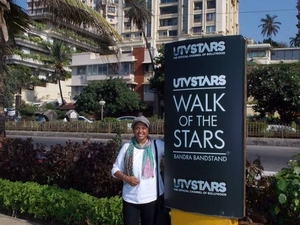 Bollywood in Mumbai: Walk of the Stars, Bollywood Movie and Rickshaw Ride