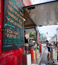 Vancouver Shore Excursion: Small-Group Food Trucks Tour Photos