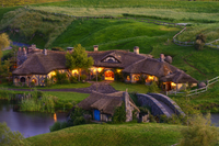 Viator Exclusive: Early Access to The Lord of the Rings Hobbiton Movie Set Photos
