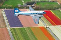 Viator Exclusive: Amsterdam and Tulip Fields Dakota Sightseeing Flight with Skip-the-Line Keukenhof Gardens Photos