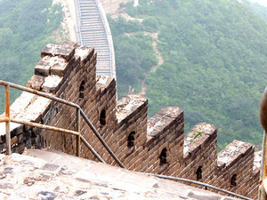 Viator VIP: Beijing's Forbidden City with Special Viewing of Treasure Gallery and the Great Wall Ruins at Badaling Photos