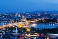 Vienna Evening Sightseeing Cruise with Dinner  Photos
