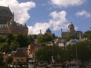 Quebec City Historic Discoverers Cruise Photos