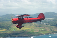Vintage Biplane Tour of Kauai Photos