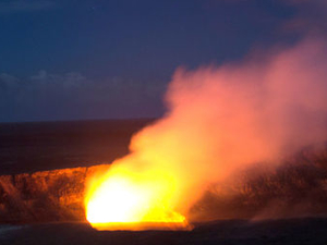 Small-Group Tour: Hawaii Volcanoes National Park and Evening Lava Adventure Photos