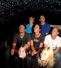 Waitomo Glowworm Caves Discovery Tour from Rotorua Photos