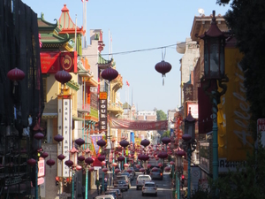 San Francisco Chinatown Walking Tour Photos