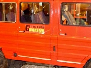 Warsaw Night Tour and Bar Crawl by Communist-Era Fire Engine Photos