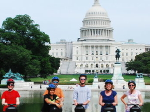 Washington DC Segway Tour Photos