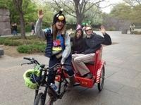 Washington DC Wine-Tasting Tour by Pedicab Photos