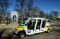 Washington DC Neighborhoods Tour by Electric Cart Photos