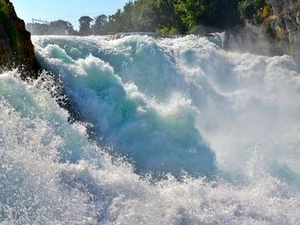 Rhine Falls Tour from Zurich Photos