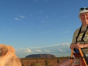 Uluru Camel Express, Sunrise or Sunset Tours Photos