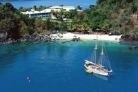 Whitsunday Islands Full-Day Cruise: Whitehaven Beach and Daydream Island