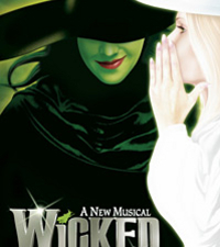 Wicked the Musical Theater Show Photos