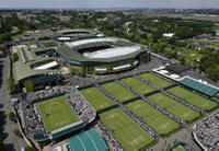 Wimbledon All England Tennis Club and Lawn Tennis Museum: Behind-the-Scenes Tour and Ticket Photos