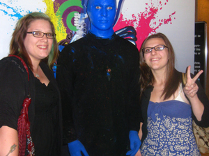 Blue Man Group at Monte Carlo Resort and Casino Photos