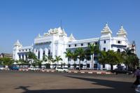 Yangon Architectural Heritage Walking Tour Photos