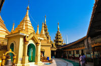 Yangon City Sightseeing Tour Photos