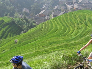 7-Day Yangshuo Bike Adventure Including Longji Rice Terraces Hike and Li River Cruise Photos