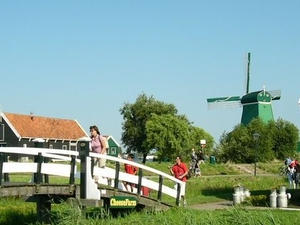 Amsterdam Shore Excursion: Zaanse Schans Windmills, Marken and Volendam Half-Day Trip Photos