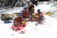 Zambezi River Whitewater Rafting Adventure from Victoria Falls Photos