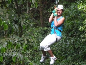 Jamaican Canopy Tour from Ocho Rios Photos