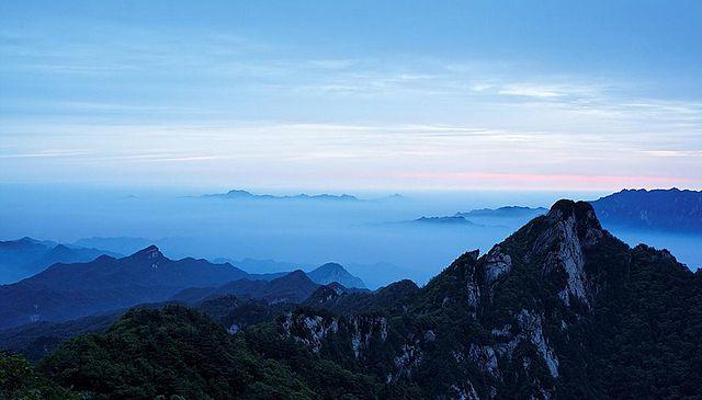 Baiyun Mountain Guangzhou China Tourist Information