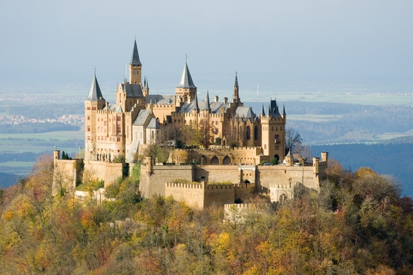 hohenzollern castle by dirtypaws13 - photo #9