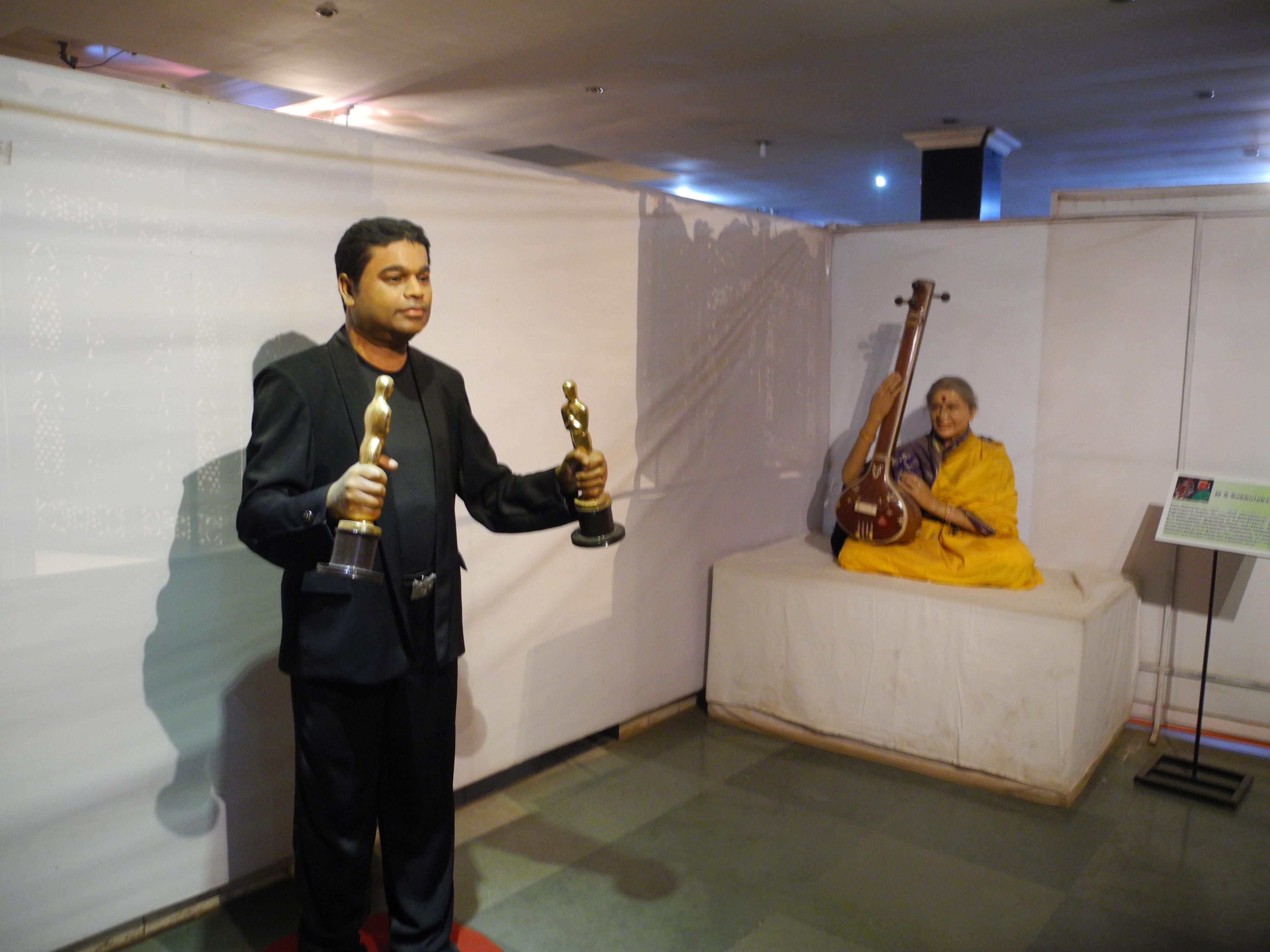 Celebrity Wax Museum Lonavala India Tourist Information