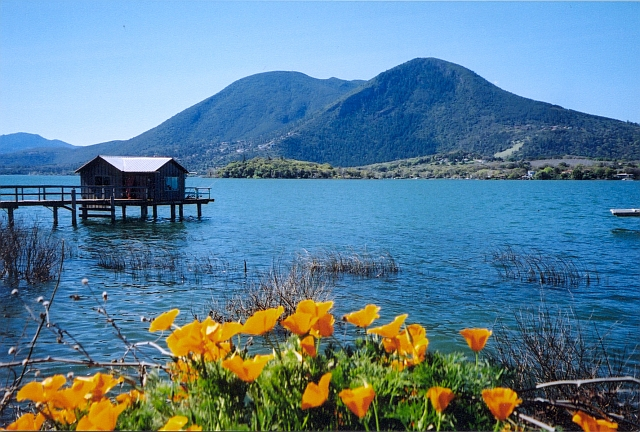 Clearlake (CA) United States  city images : Clear Lake Reservoir, United States Tourist Information