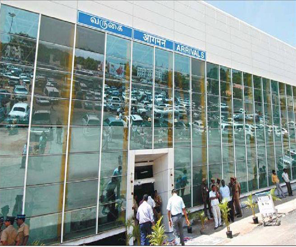 Coimbatore Attractions: Coimbatore Airport, Coimbatore, India Tourist Information