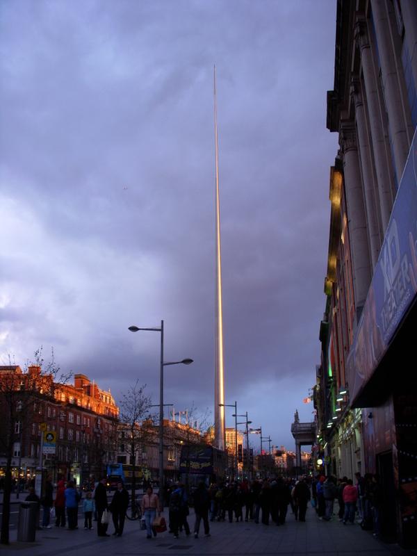 Spire of Dublin, Dublin, Leinster Ireland Tourist Information