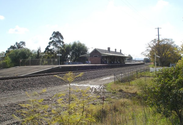 East Maitland Australia  city photos gallery : East Maitland Railway Station, Maitland, Australia Tourist Information
